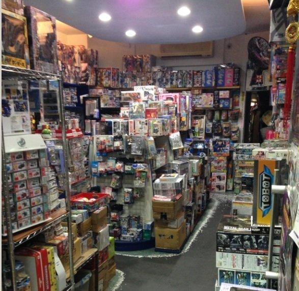 卡比戰士玩具模型屋