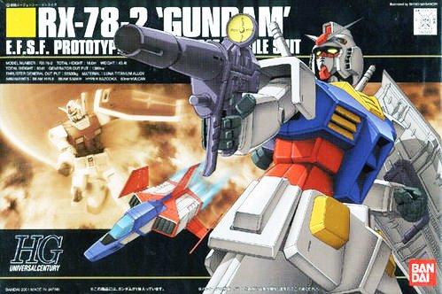 RX-78-2 鋼彈