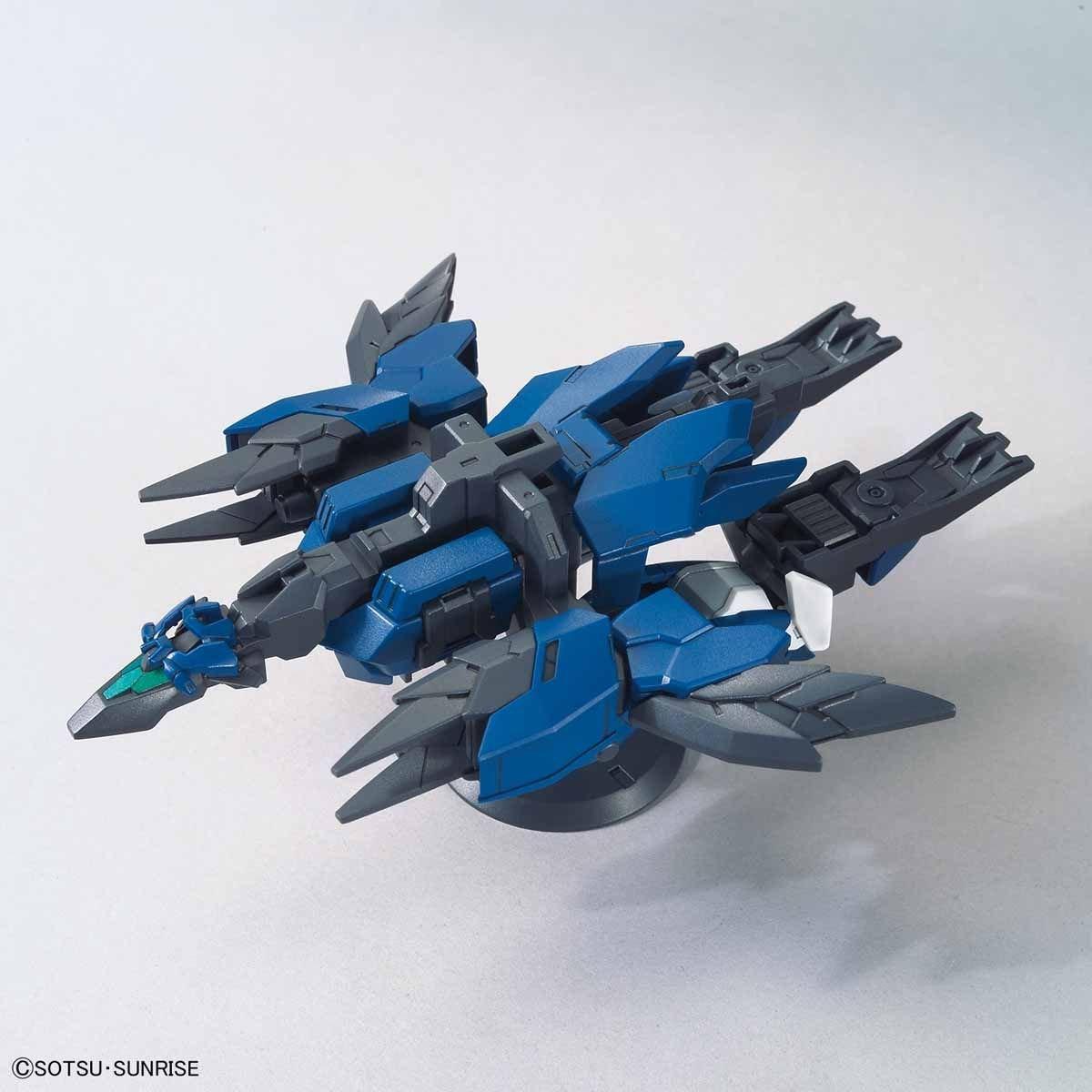 HGBD:R 1/144 水星1式鋼彈 套件