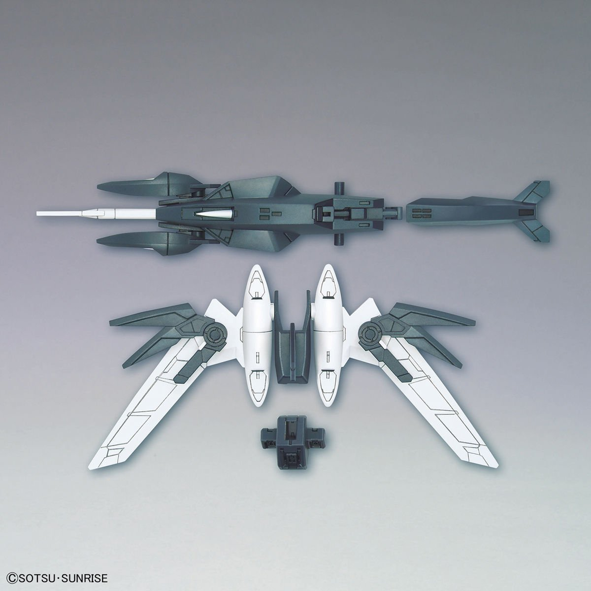 HGBD:R 1/144 水星1式鋼彈