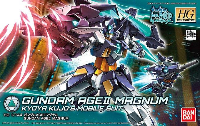 重火力型鋼彈AGEⅡ