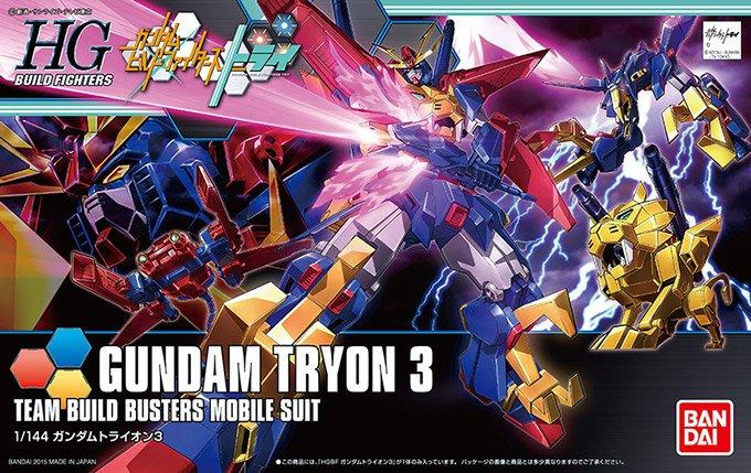 TRYON 3鋼彈