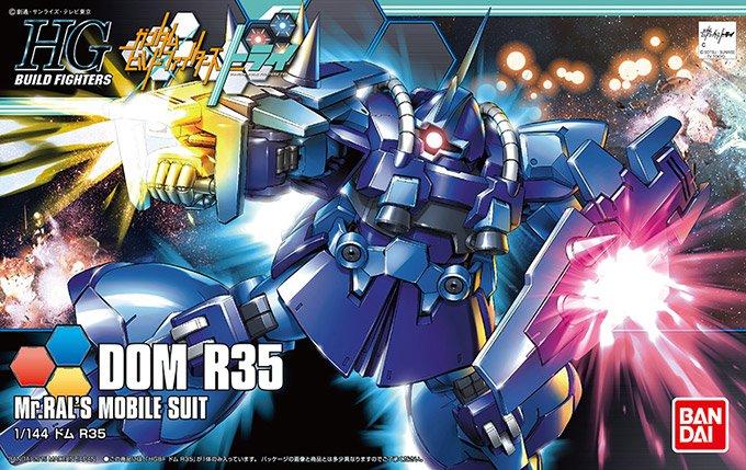 德姆R35