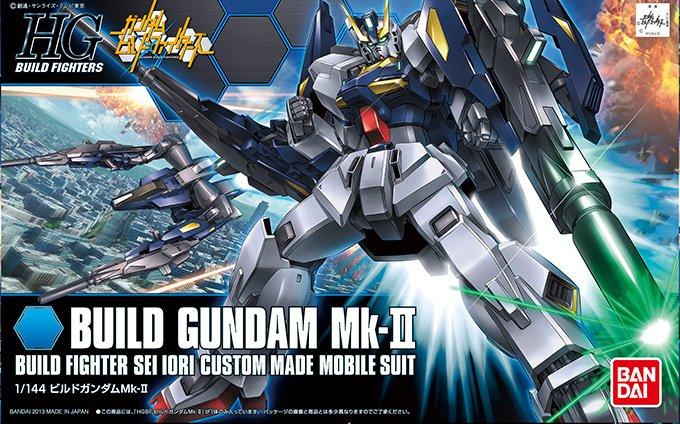 製作鋼彈MK-Ⅱ