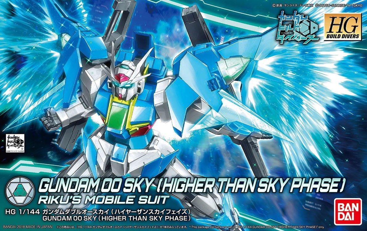 天翔型00鋼彈 (破空態)