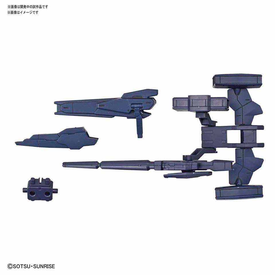 HGBDR 1/144 金星2式武裝組