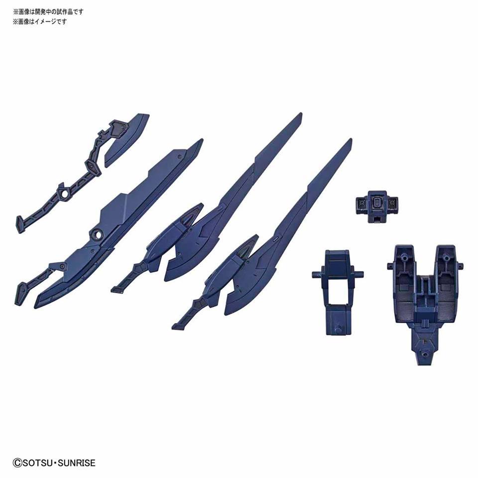 HGBDR 1/144 火星4式武裝組
