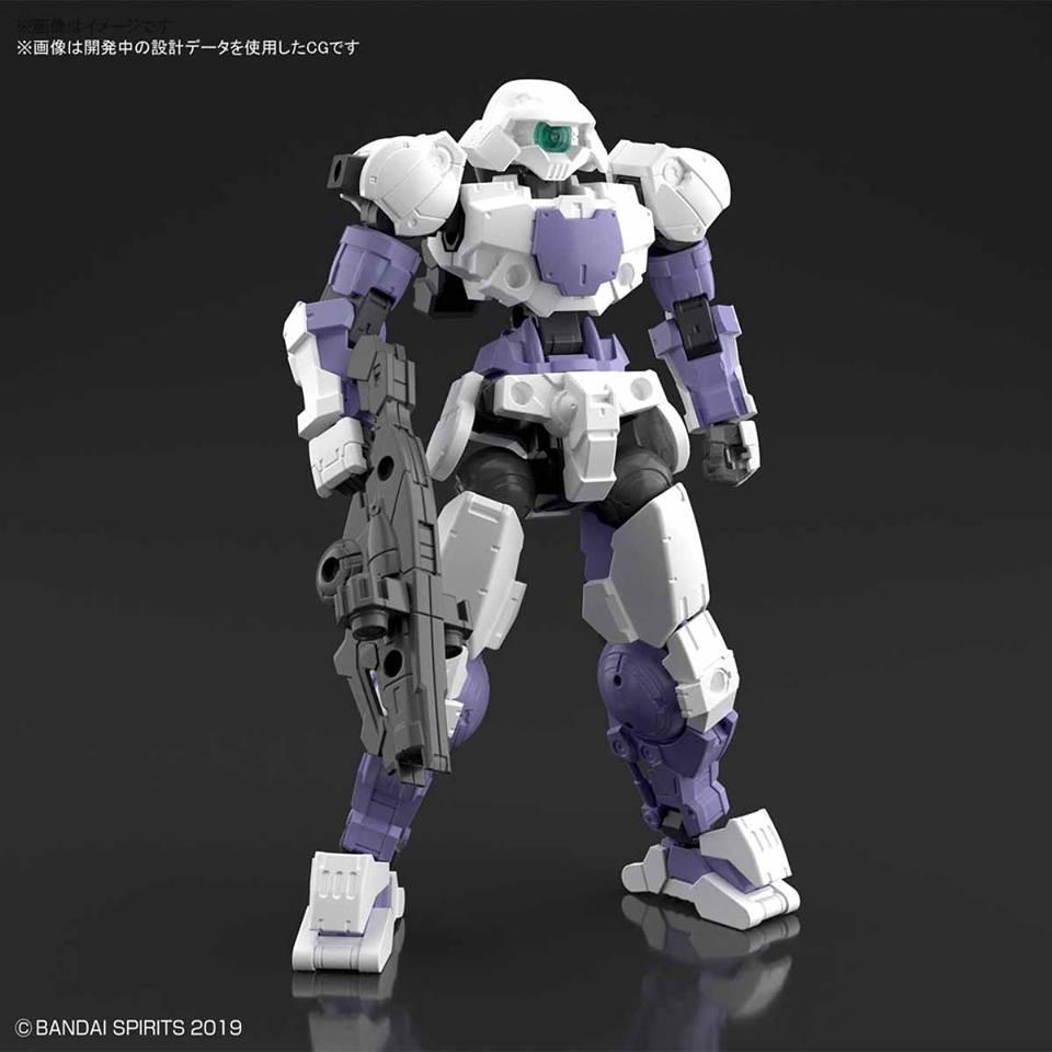 30MM 1/144 bEXM-15 波塔諾瓦[白色]