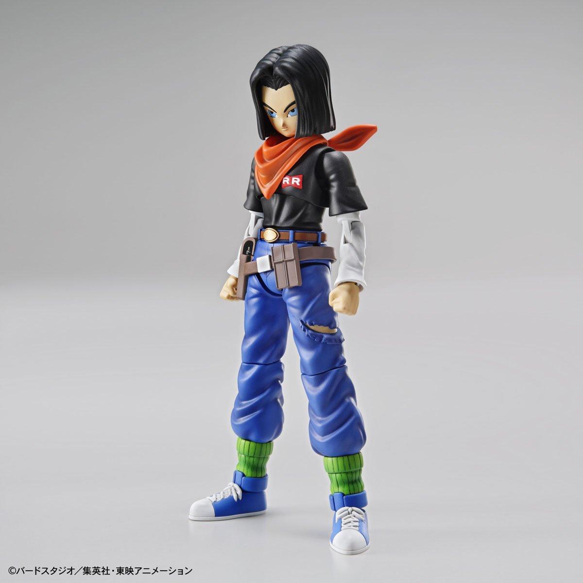 Figure-rise Standard人造人17號(新盒裝)