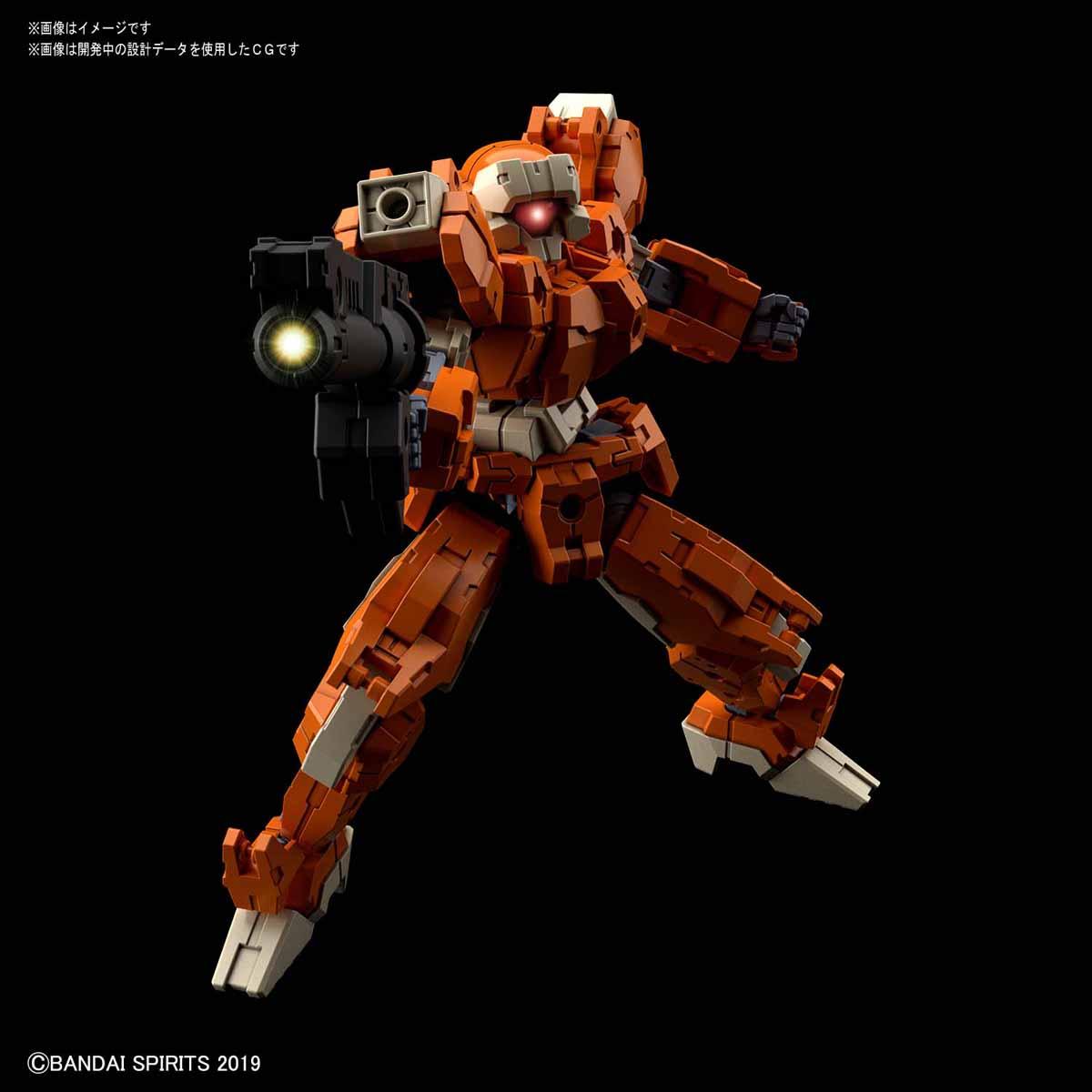 30MM 1/144 eEXM-21 拉比歐 [橘色]