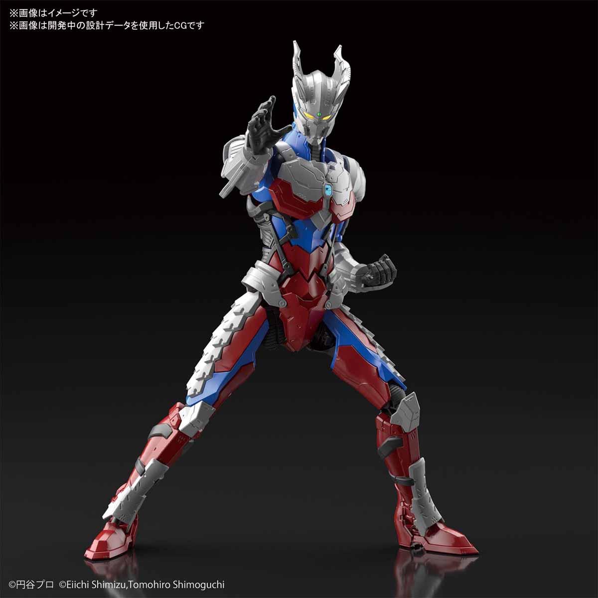 Figure-rise Standard 超人力霸王戰鬥服 ZERO -ACTION-