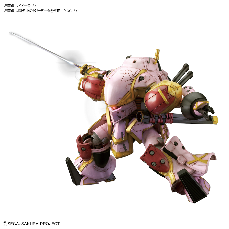 HG 1/24 靈子戰鬥機・無限 (天宮 櫻 座機)