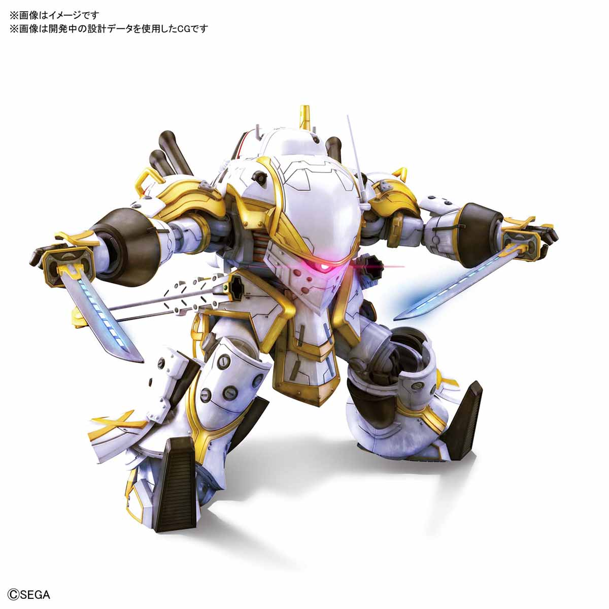 HG 1/24 靈子戰鬥機・無限 (神山 誠十郎 座機)
