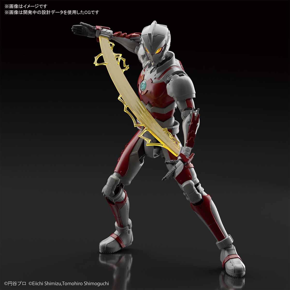 Figure-rise Standard 超人力霸王戰鬥服 A -ACTION-
