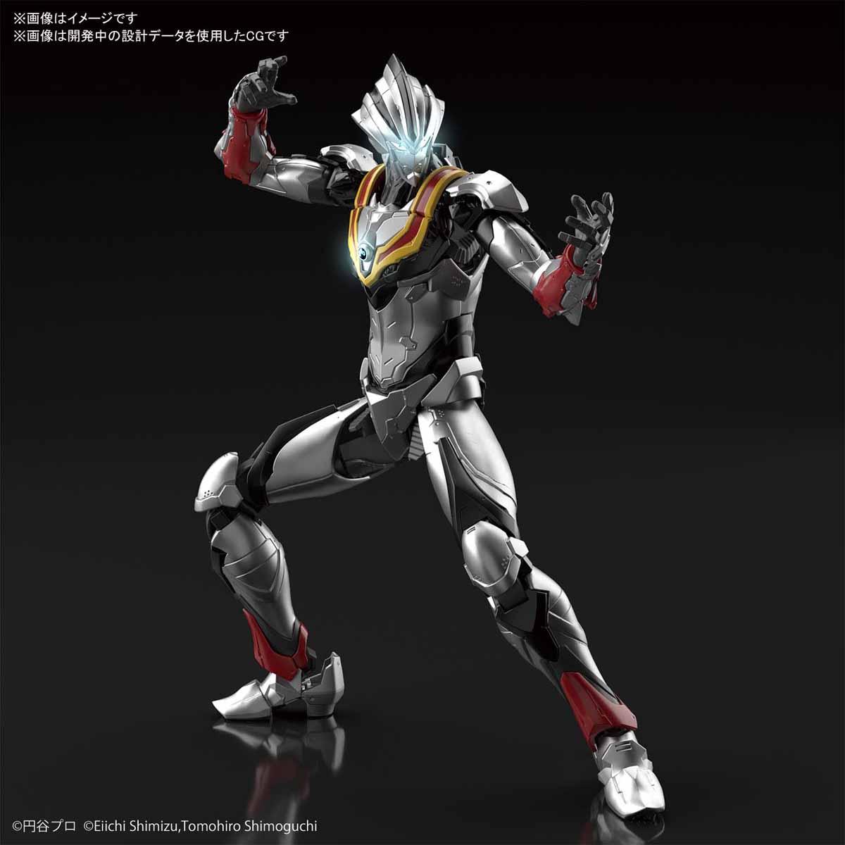 Figure-rise Standard 1/12 超人力霸王戰鬥服 EVIL TIGA(邪惡迪卡)