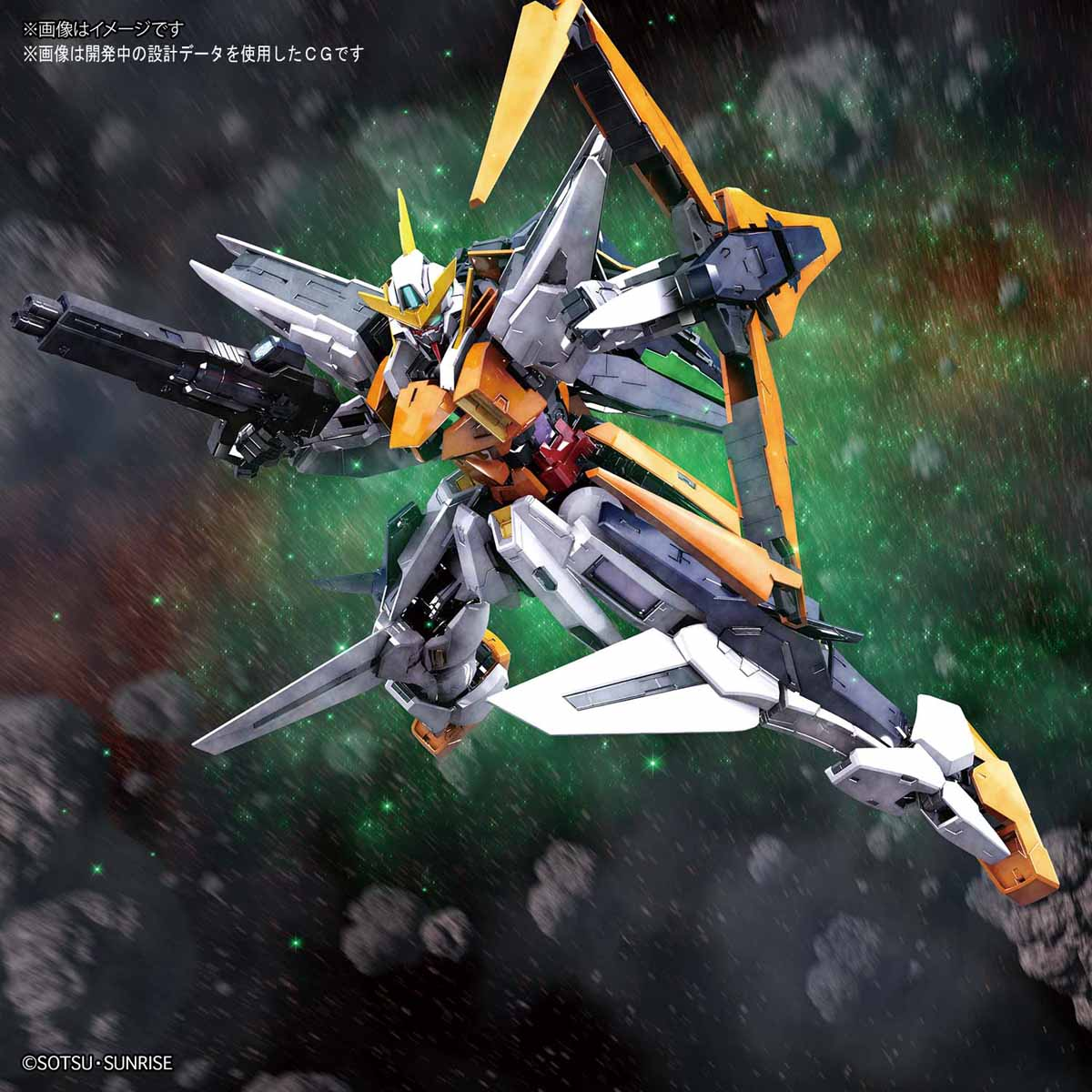 MG 1/100 主天使鋼彈