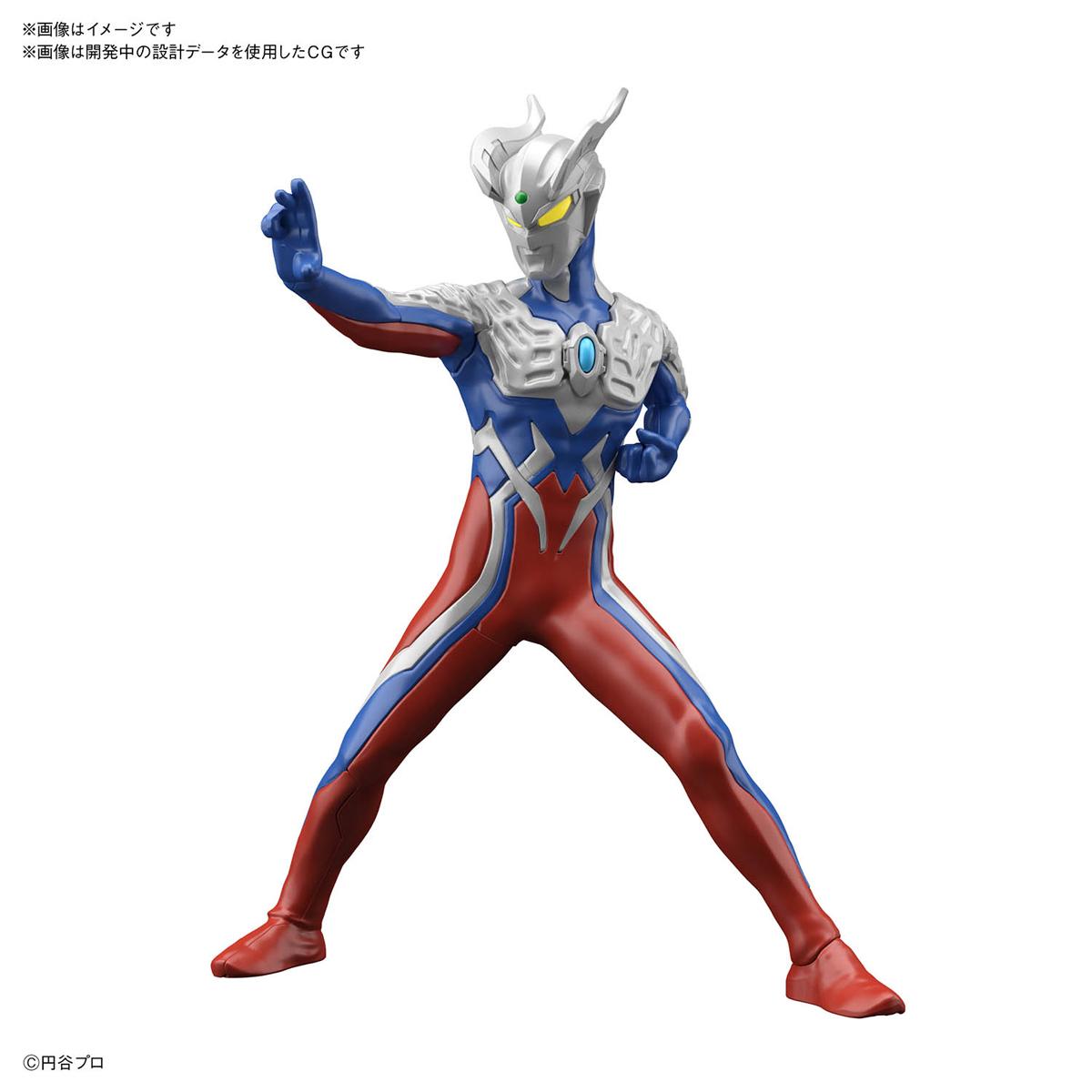 ENTRY GRADE 超人力霸王ZERO