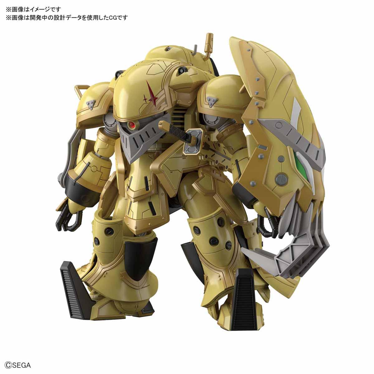 HG 1/24 靈子戰鬥機・無限 (望月 薊 座機)