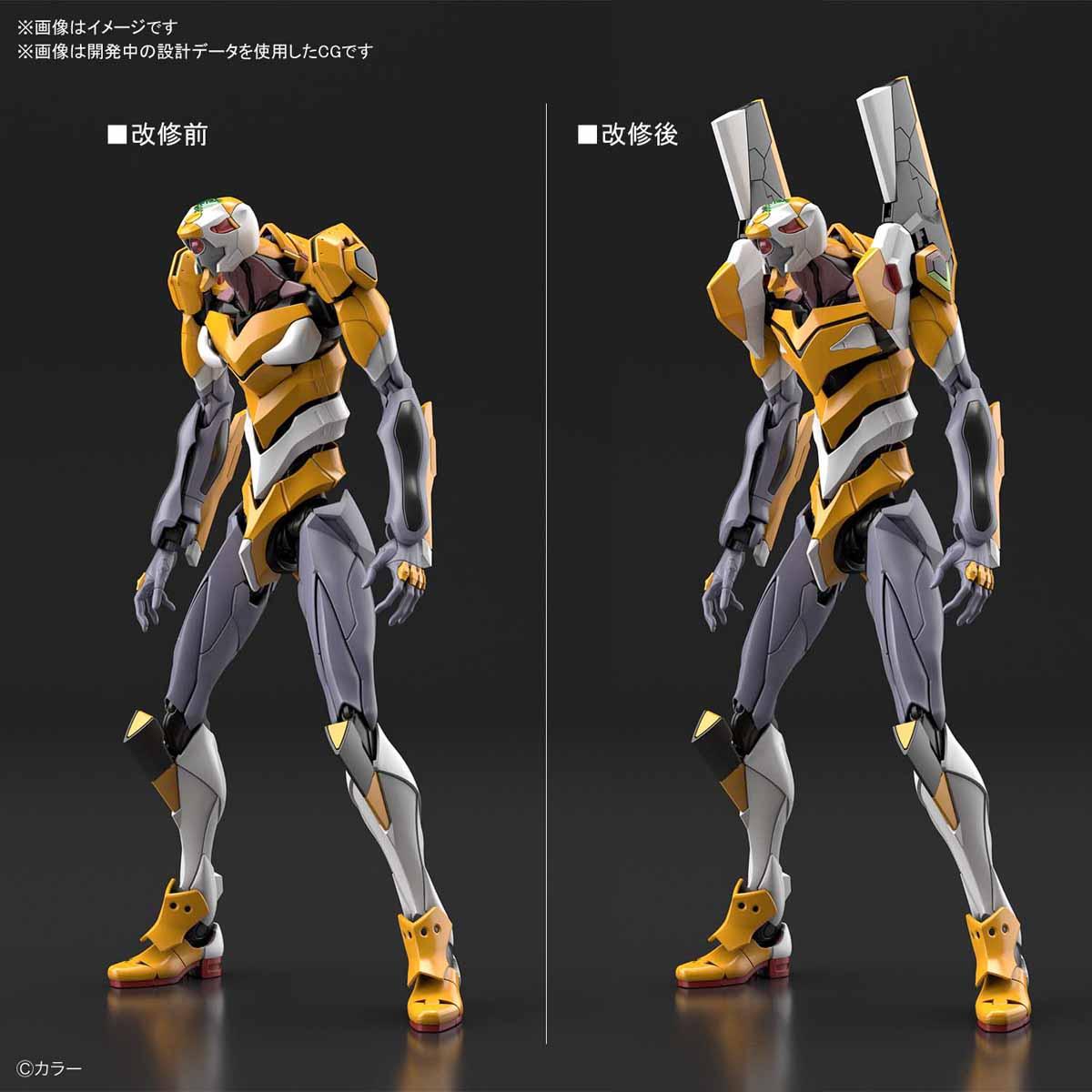 RG 通用人型決戰兵器 人造人 EVA 試作零號機
