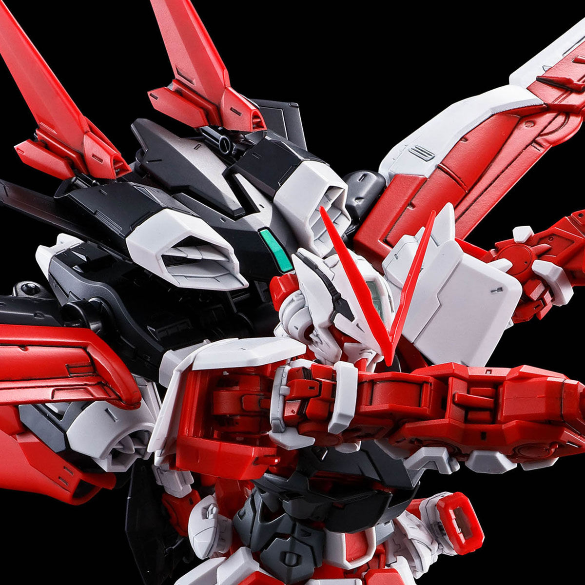 MG 1/100 FLIGHT UNIT EXPANSION SET for GUNDAM ASTRAY RED FRAME