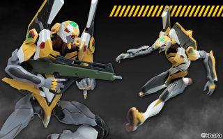 變化性最大的RG通用人型決戰兵器 人造人EVA 試作零號機,強勢登場!
