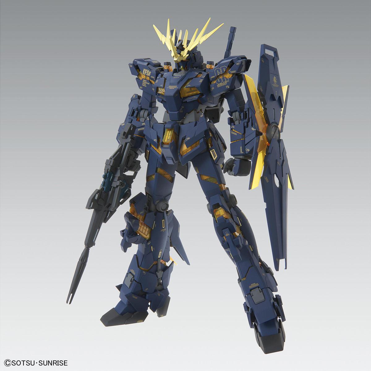 MG 1/100 獨角獸鋼彈2號機 報喪女妖 Ver.Ka