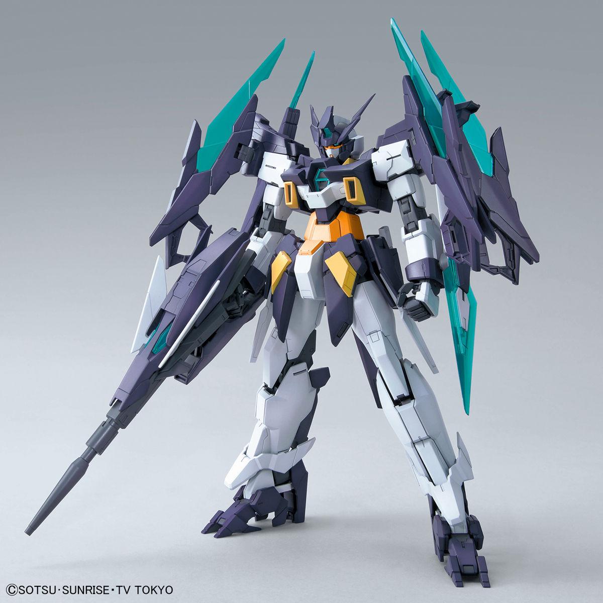MG 1/100重火力型鋼彈AGEⅡ