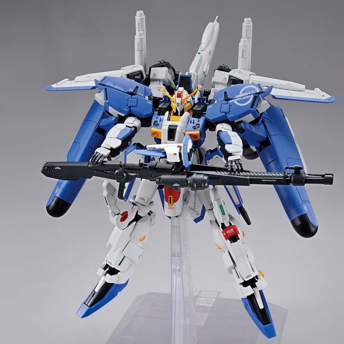 MG 1/100 S鋼彈/EX-S鋼彈