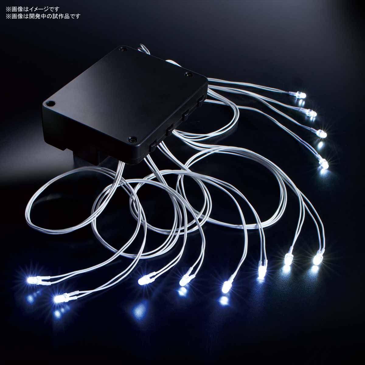 LED組件(白)12盞式