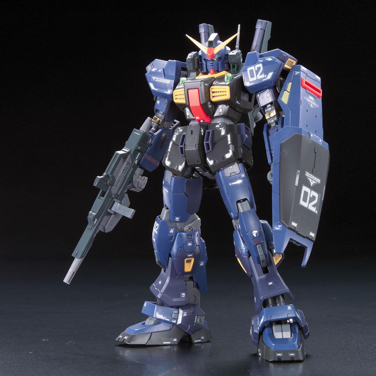 RG 1/144 鋼彈Mk-Ⅱ(迪坦斯規格)