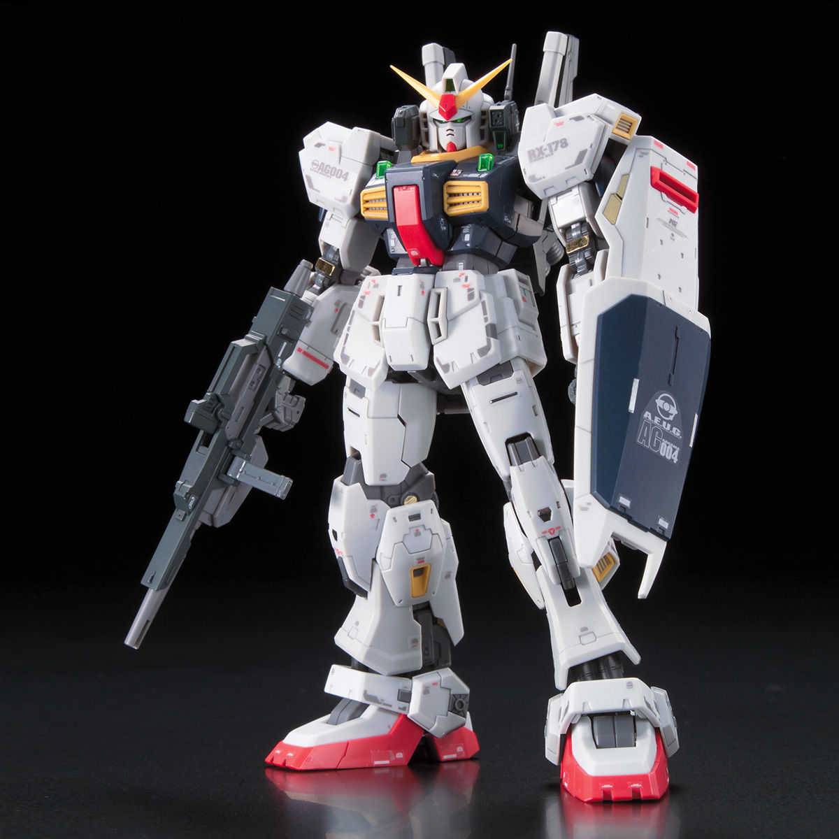 RG 1/144 鋼彈Mk-Ⅱ(幽谷規格)