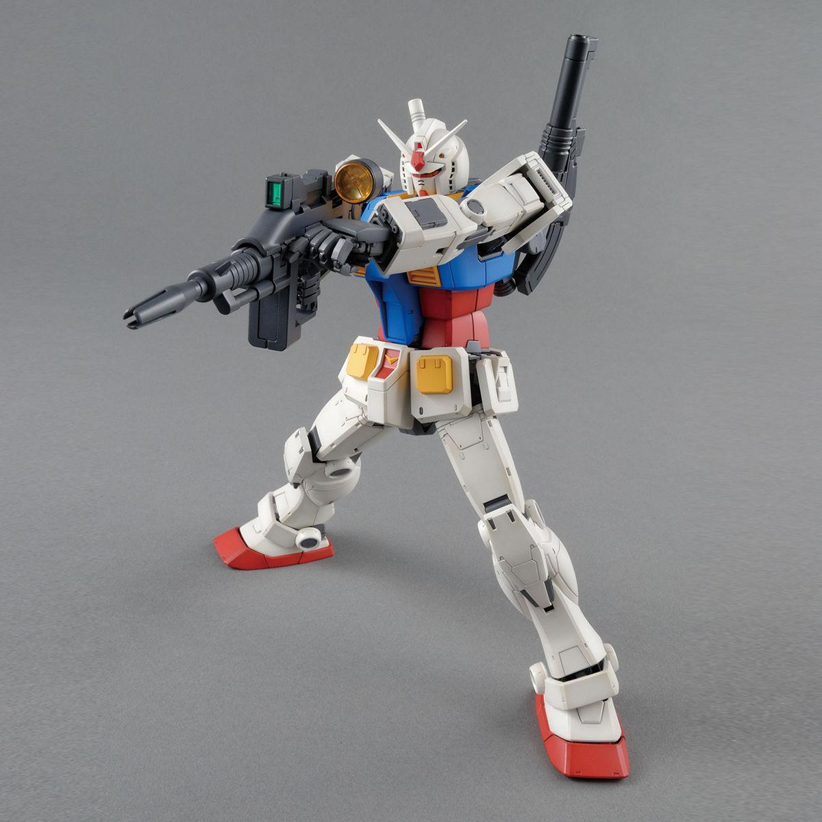 MG 1/100 MG RX-78-02鋼彈(GUNDAM THE ORIGIN版)
