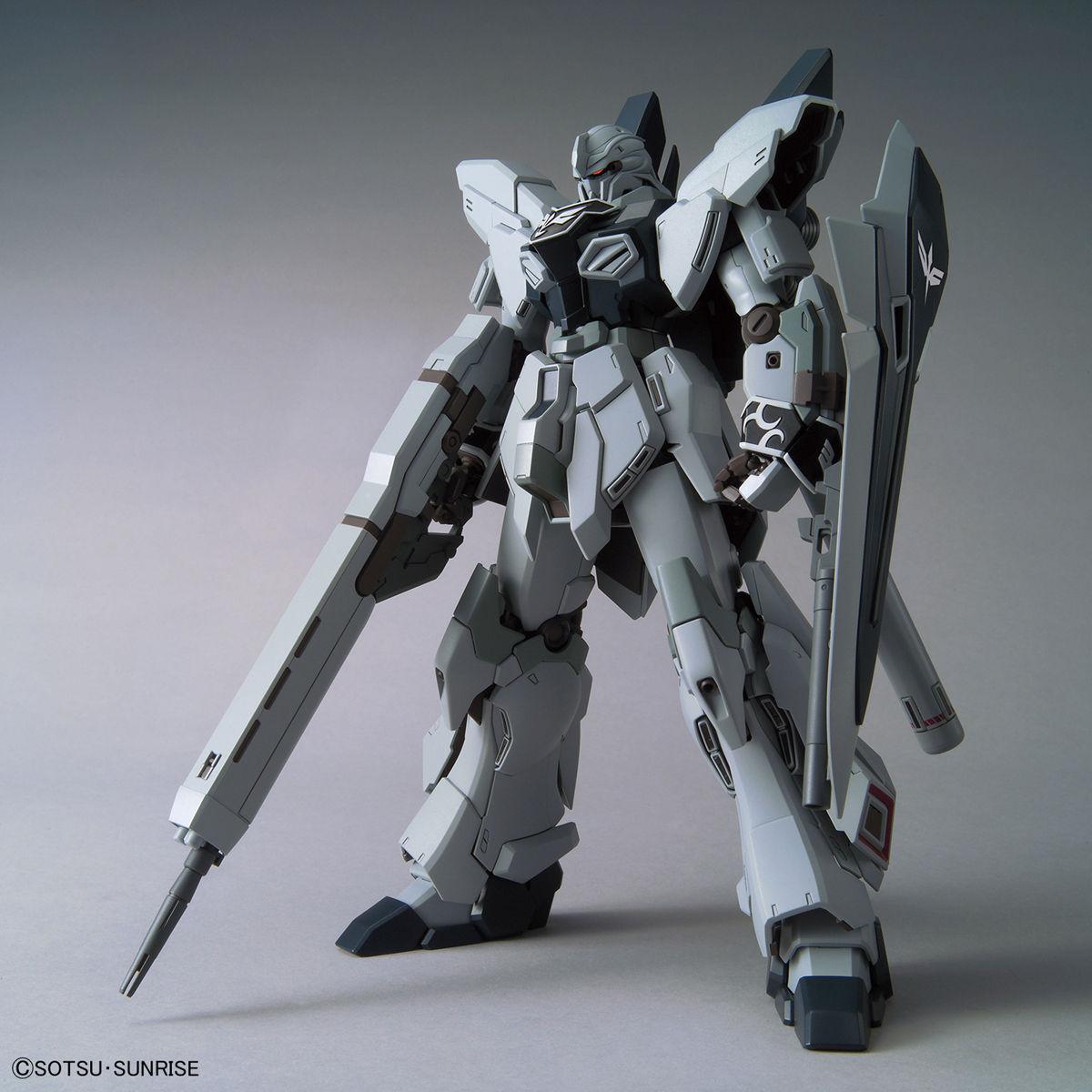 MG 1/100 新安州原石型 (鋼彈NT Ver.)
