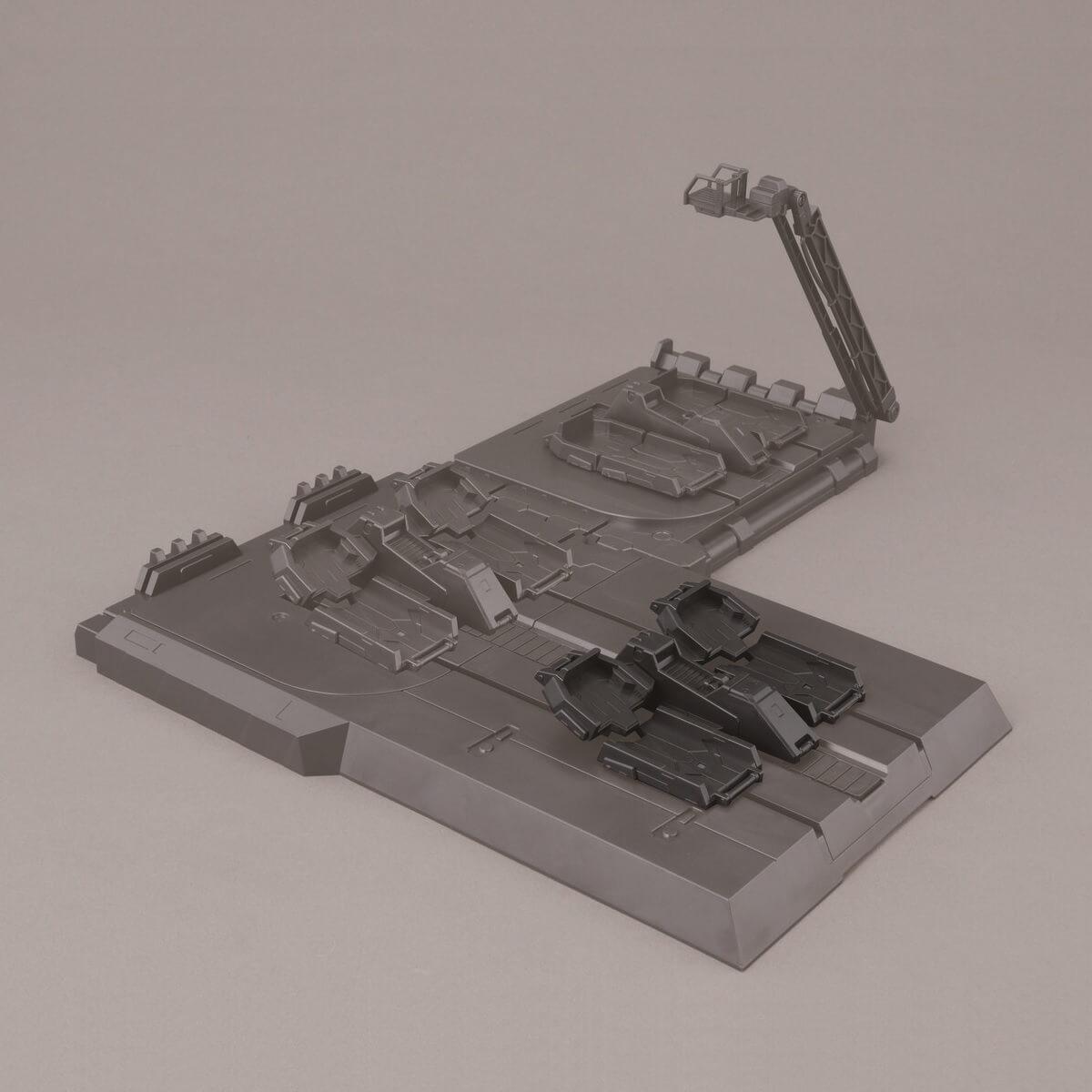 彈射甲板可動展示架 TGB限定