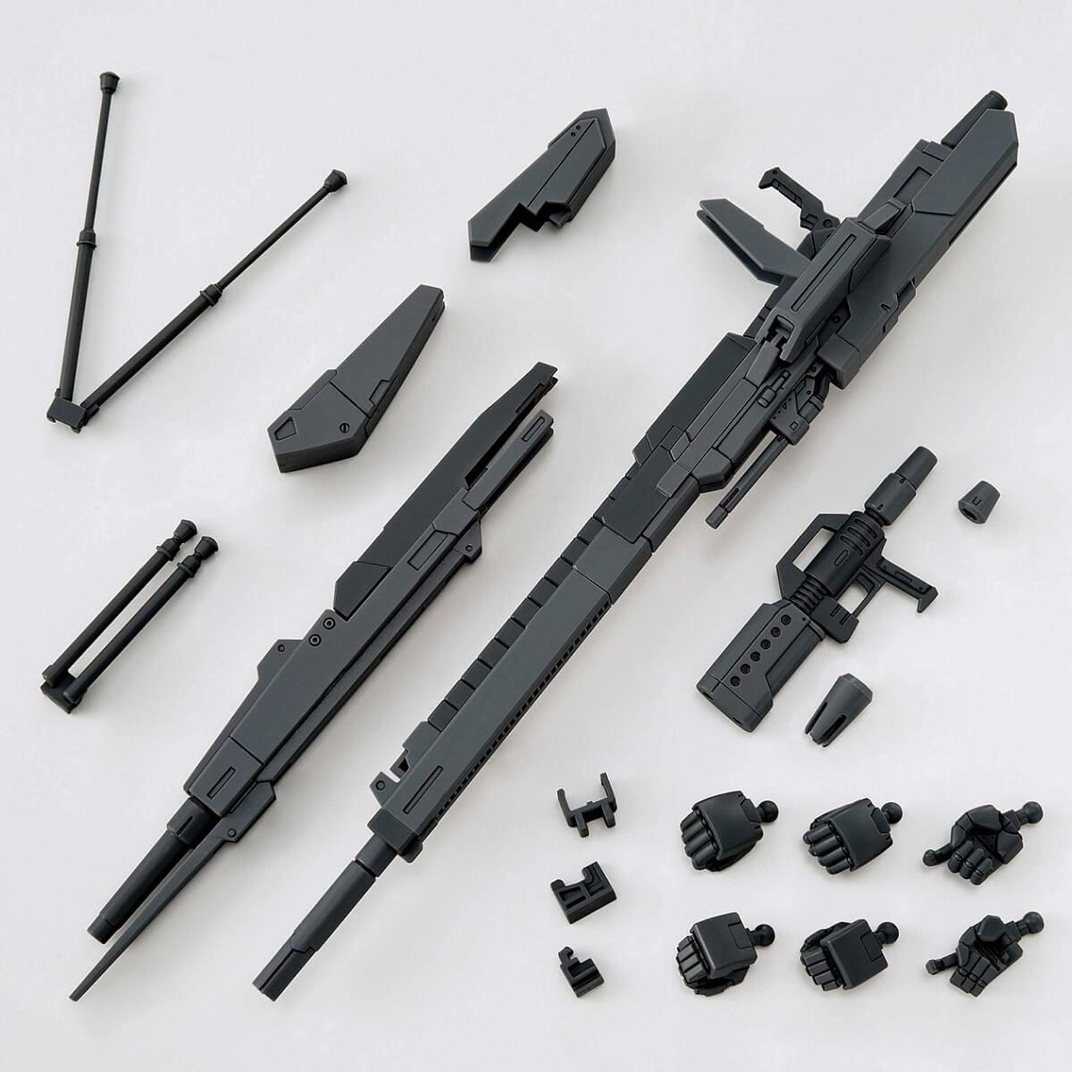 1/144 武器套組008. TGB限定
