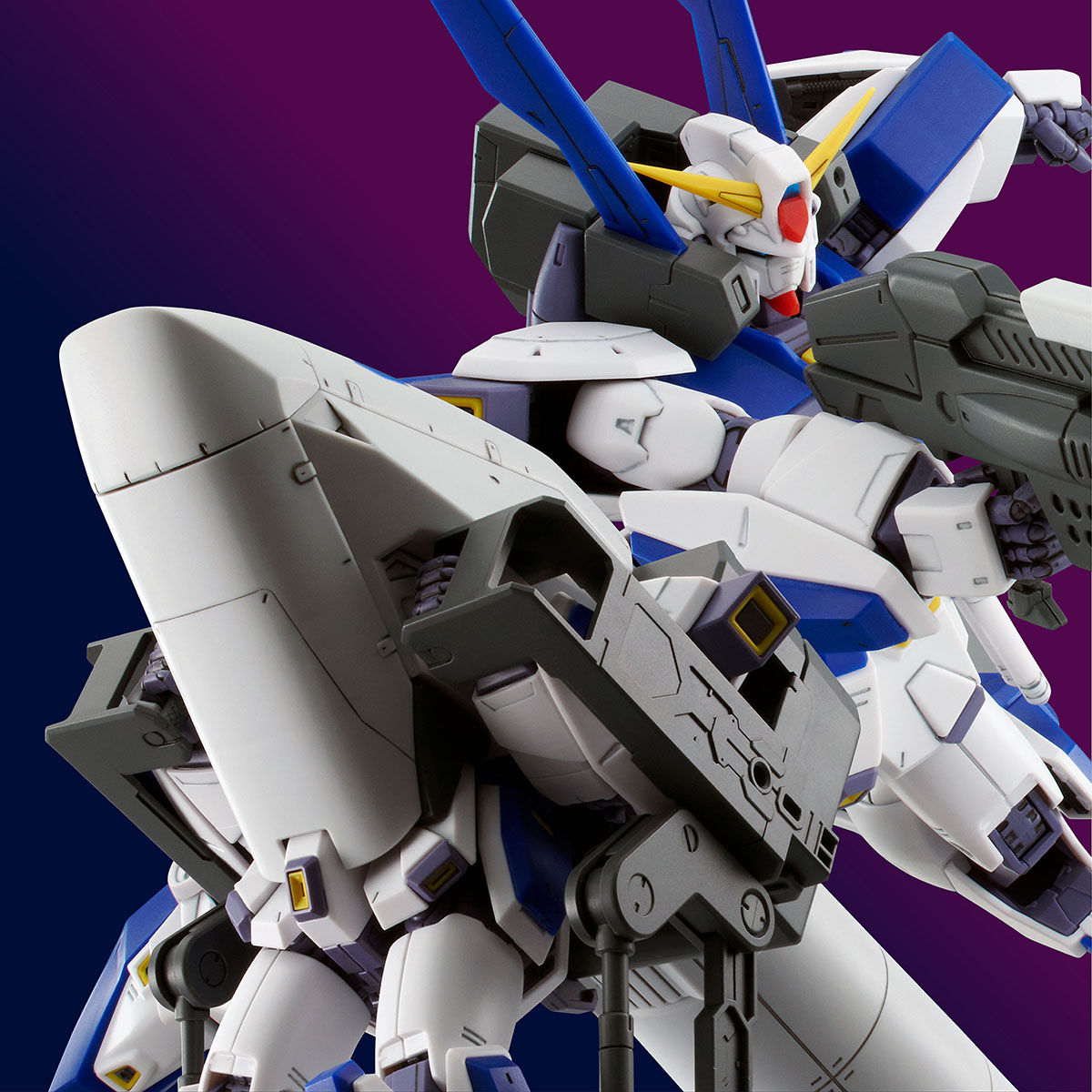 MG 1/100 MISSION PACK O-TYPE & U-TYPE for GUNDAM F90
