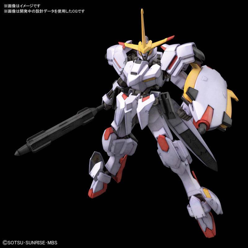 HG 1/144 端白星鋼彈