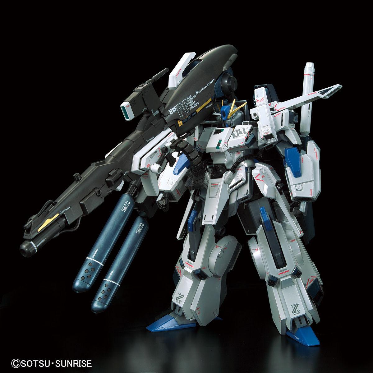 MG 1/100 FAZZ Ver.Ka[鈦金屬配色] TGB限定