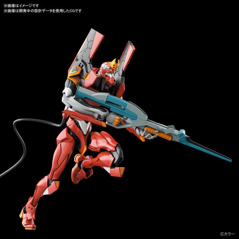 RG通用人型決戰兵器 人造人 EVA 正規實用型2號機(先行量産機)