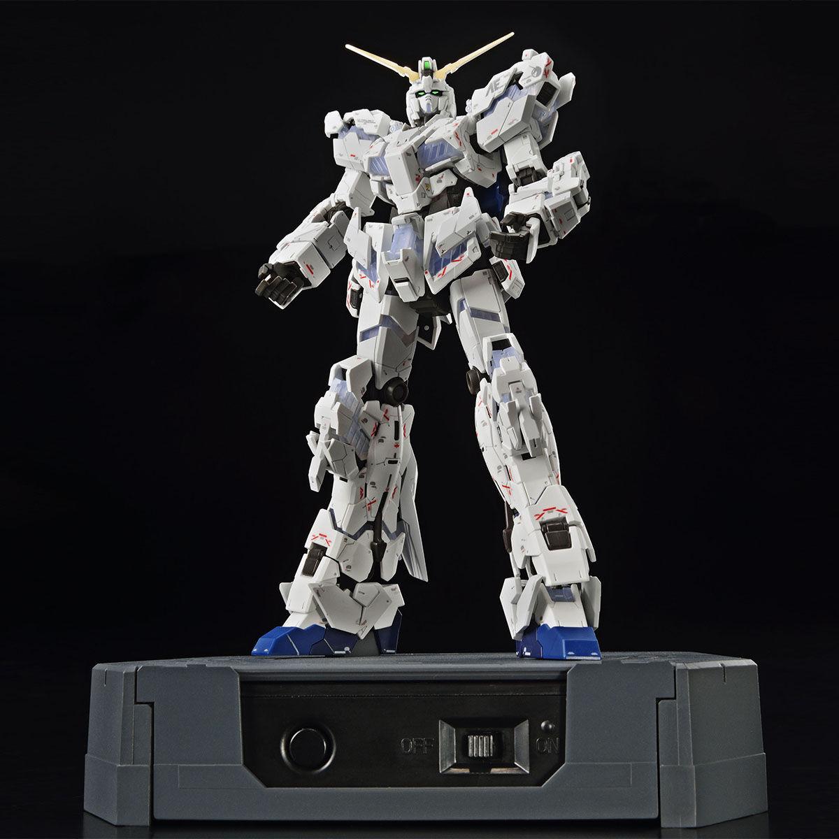 RG 1/144 RX-0 獨角獸鋼彈 (破壞模式) Ver. TWC (發光版模型) TGB限定