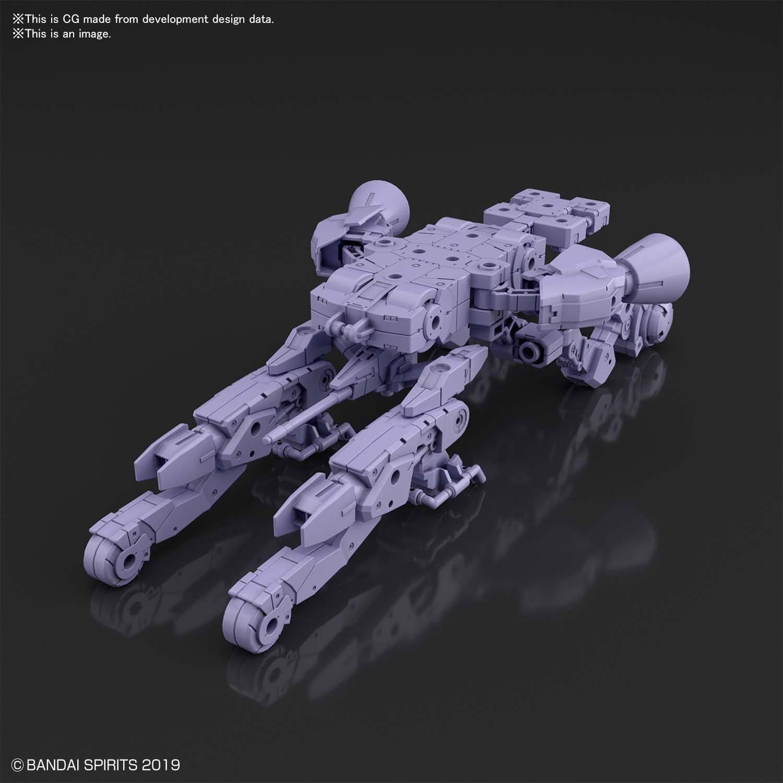30MM 1/144 擴充武裝機具 (太空載具Ver.)[紫色]