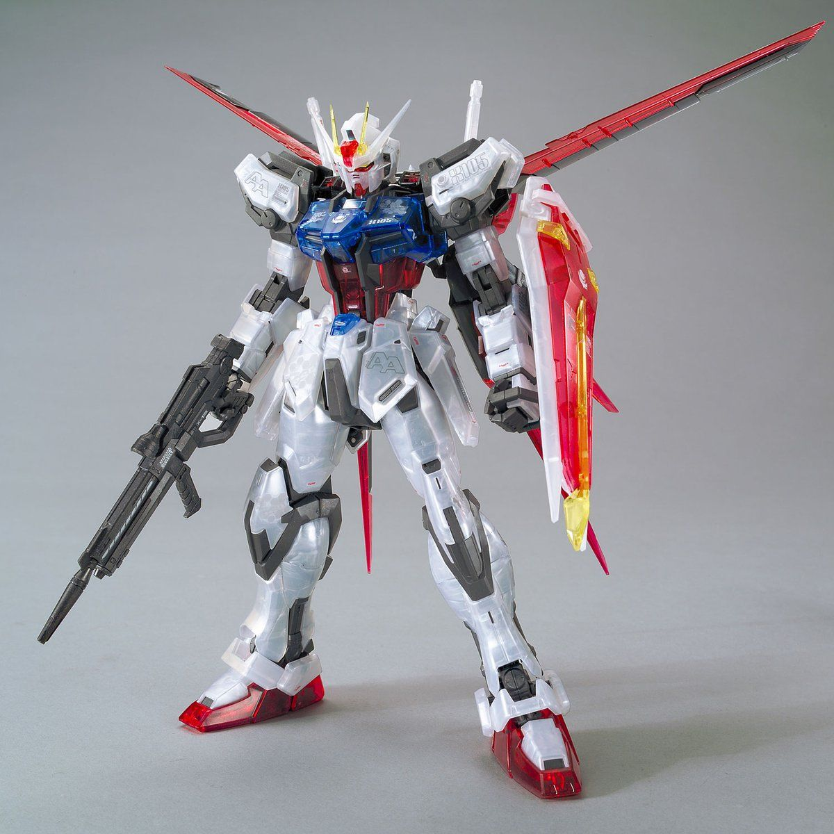 MG 1/100 翔翼型攻擊鋼彈 Ver.RM[透明配色] TGB限定