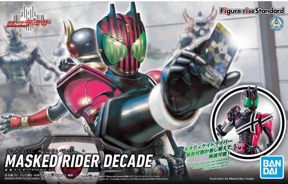 假面騎士DECADE 01