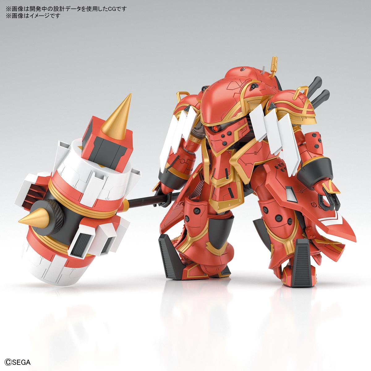 HG 1/24 靈子戰鬥機・無限 (東雲 初穂 座機)