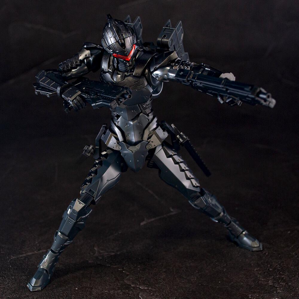 超人力霸王戰鬥服 Ver7.5(攻堅型)17