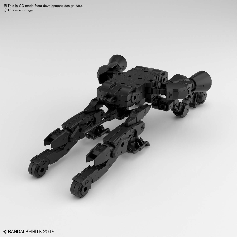 30MM 1/144 擴充武裝機具 (太空載具Ver.)[黑色]