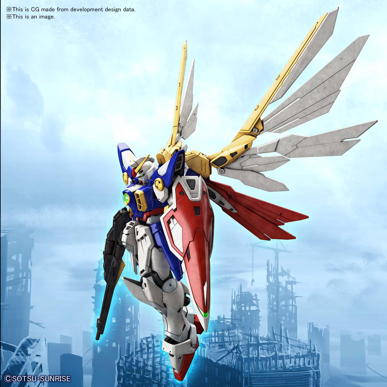 RG 1/144 飛翼鋼彈