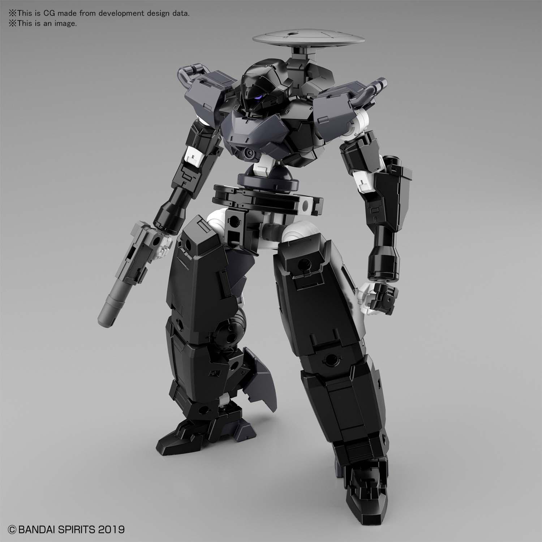 30MM 1/144 bEXM-14T 歇爾諾瓦 [黑色]