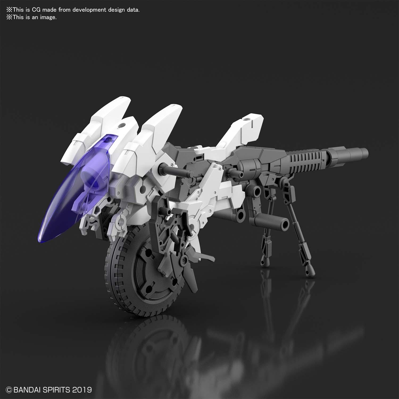 30MM 1/144 擴充武裝機具 (重炮鐵騎 Ver.)