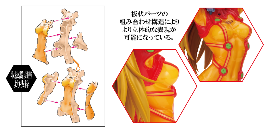 Figure-riseLABO 式波・明日香・蘭格雷11